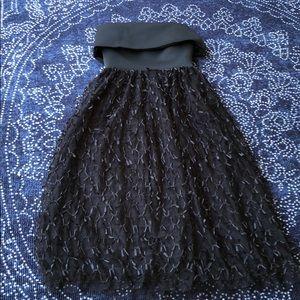 ASOS from True Violet black evening dress size 6
